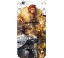 Fate/Zero Wallpaper Poster 1 iPhone Case/Skin
