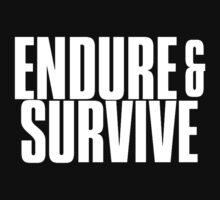 Endure and Survive II by ashraae