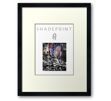 Message from Beyond. Framed Print