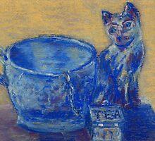 Curiosi-Tea by Niki Hilsabeck