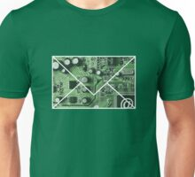 Electronic Mail Unisex T-Shirt