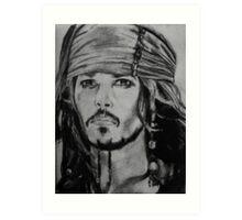 Pirates of the Caribbean Art Print
