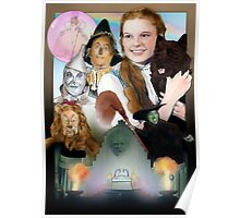 Wizard of Oz Poster Poster