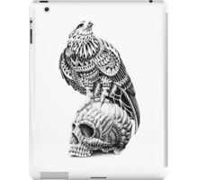 Red-Tail Skull iPad Case/Skin