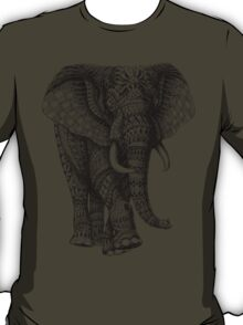 Ornate Elephant v.2 T-Shirt