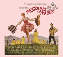 The Sound of Music Poster T-Shirt