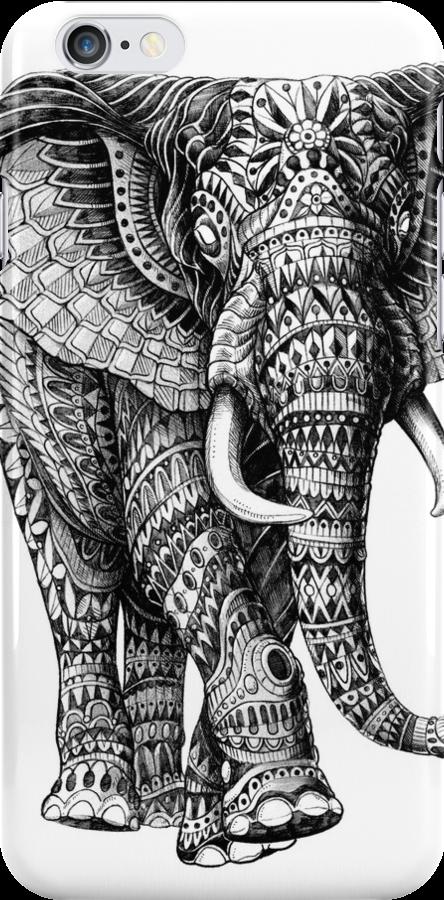 Ornate Elephant v.2 by BioWorkZ