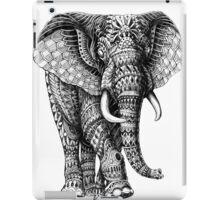 Ornate Elephant v.2 iPad Case/Skin