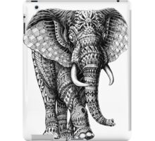 Ornate Elephant v.2 iPad Case/Skin