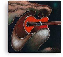 Guitarrista Canvas Print