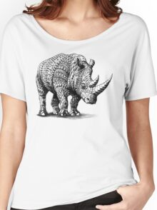 Rhinoceros Women's Relaxed Fit T-Shirt