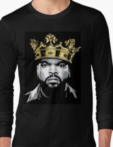 ICE CUBE KING  Long Sleeve T-Shirt
