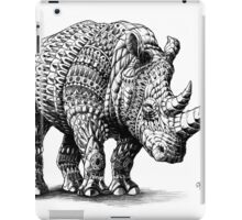 Rhinoceros iPad Case/Skin