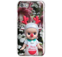 Merry Christmas Sonny Angel iPhone Case/Skin