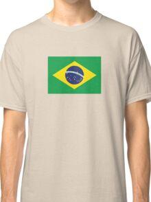 Brazilian Love Flag Classic T-Shirt