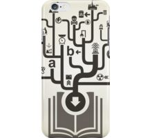 Industry the book iPhone Case/Skin