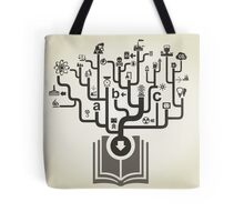 Industry the book Tote Bag