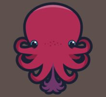 Terrence the octopie - Happy Ink! Baby Tee