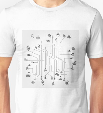 Industry the scheme Unisex T-Shirt