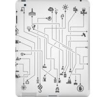 Industry the scheme iPad Case/Skin