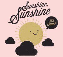 Sunshine It's Fine One Piece - Long Sleeve