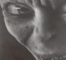 Gollum by Meagan Ashley