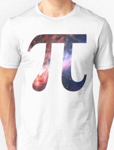 Pie Symbol 3.14 [Omega Nebula] | Mathematix Unisex T-Shirt