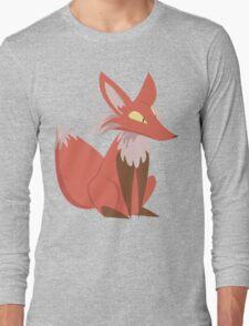 Ren the Red Fox Long Sleeve T-Shirt
