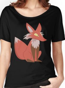 Ren the Red Fox Women's Relaxed Fit T-Shirt