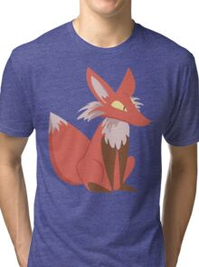 Ren the Red Fox Tri-blend T-Shirt