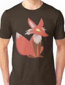 Ren the Red Fox Unisex T-Shirt