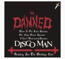 The Damned Disco Man by smilku