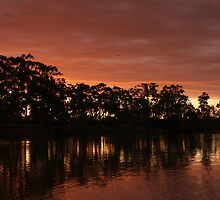 Gilden Sunset by Dave Callaway