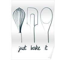 Just Bake It! Poster
