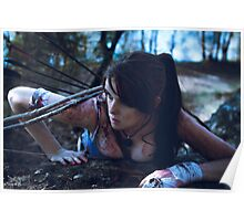 Duchess Sakura Cosplay - Definitive Lara Croft Poster