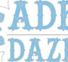 Cool As Adele Dazeem Sticker