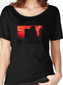 Behind The Facade Women's Relaxed Fit T-Shirt