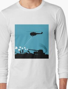 Love army Long Sleeve T-Shirt
