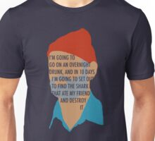 Team Zissou's Mission Objective Unisex T-Shirt