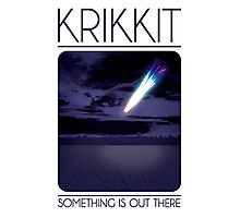 Krikkit Travel Poster Photographic Print