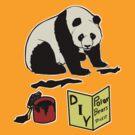 funny bear t-shirt by parko