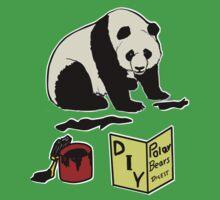 funny bear t-shirt Baby Tee