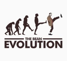 The Bean (Mr. Bean) Evolution by Ryan Jay Cruz