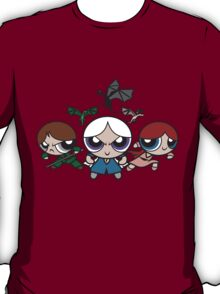 Ice and Fire Girls T-Shirt