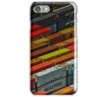 Containers (Port Chalmers, New Zealand) iPhone Case/Skin