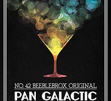 Pan-Galactic Gargle Blaster Poster by knolster
