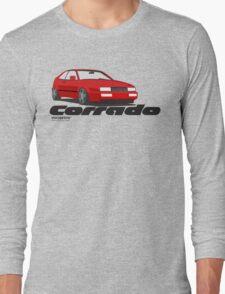 Corrado Graphic Long Sleeve T-Shirt