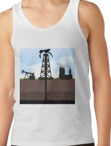 Oil recovery Tank Top