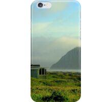 Moro Bay California iPhone Case/Skin