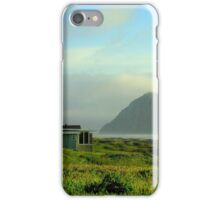 Moro Bay California iPhone Case/Skin
